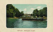 Old Postcard of Phyllis Court, Henley